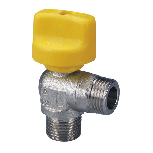 Ball Valve with security closing T-handle 2362, 2372