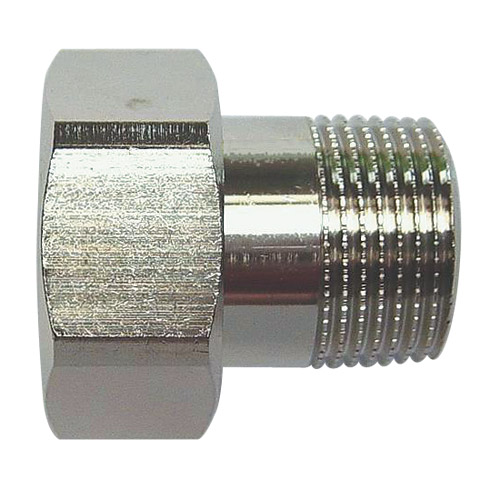 Threaded Connection Elements with cone flat seal iron pipe connection 6220