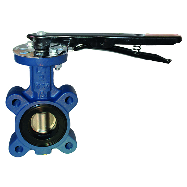 Butterfly Valve, fully lugged version