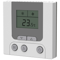 Room Modulating thermostat with digital display
