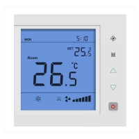 Herz Room thermostat with large digital display