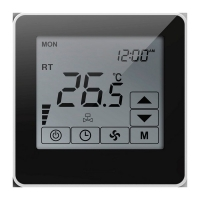 Herz Touch Screen Thermostat