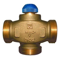 CALIS-TS-RD Three-Port Valve for thermostatic operation