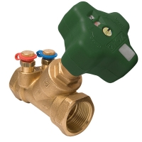 Balancing Valves for hydronic balancing in drinking water installations
