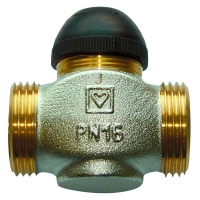 Thermostatic Three-Port Valves