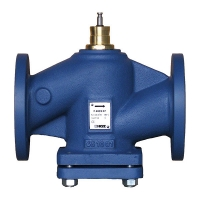 Two-Port Flanged Valve