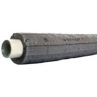 Plastic Composite Pipe PE-RT, with Insulation