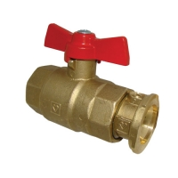 Ball Valve for pump with check valve