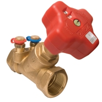 Fixed Orifice Double Regulating Valve with two test points