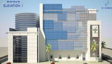 Empower district cooling plants, Business Bay