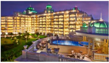 Kempinski Emerald Palace Hotel