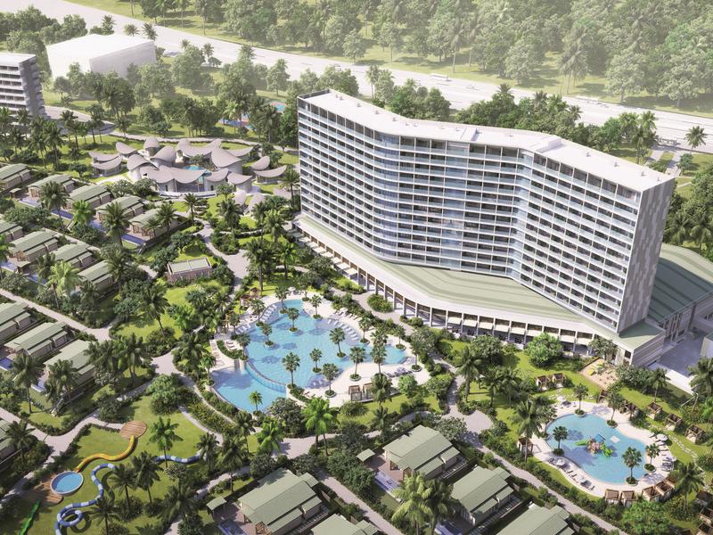 Mövenpick Hotel Nha Trang, Vietnam