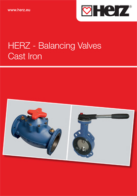 Balancing Valves Cast Iron