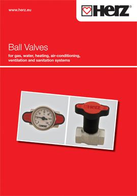 <span></span>Ball Valves