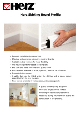 Skirting Board Profile
