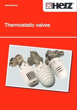 <span></span>Thermostatic valves