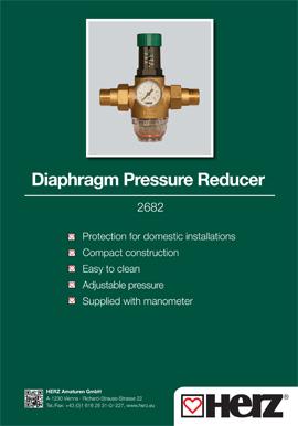 Diaphragm Pressure Reducer